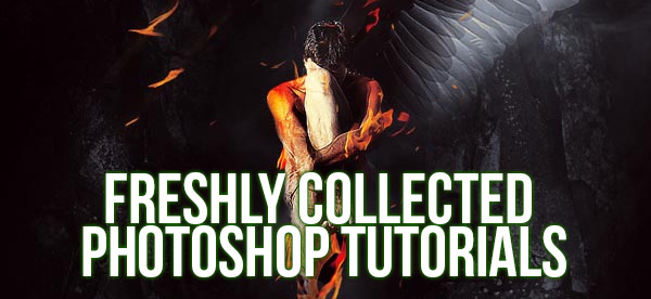 Freshly Collected Photoshop Tutorials