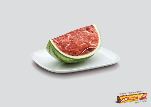 Amazing Print Advertisments