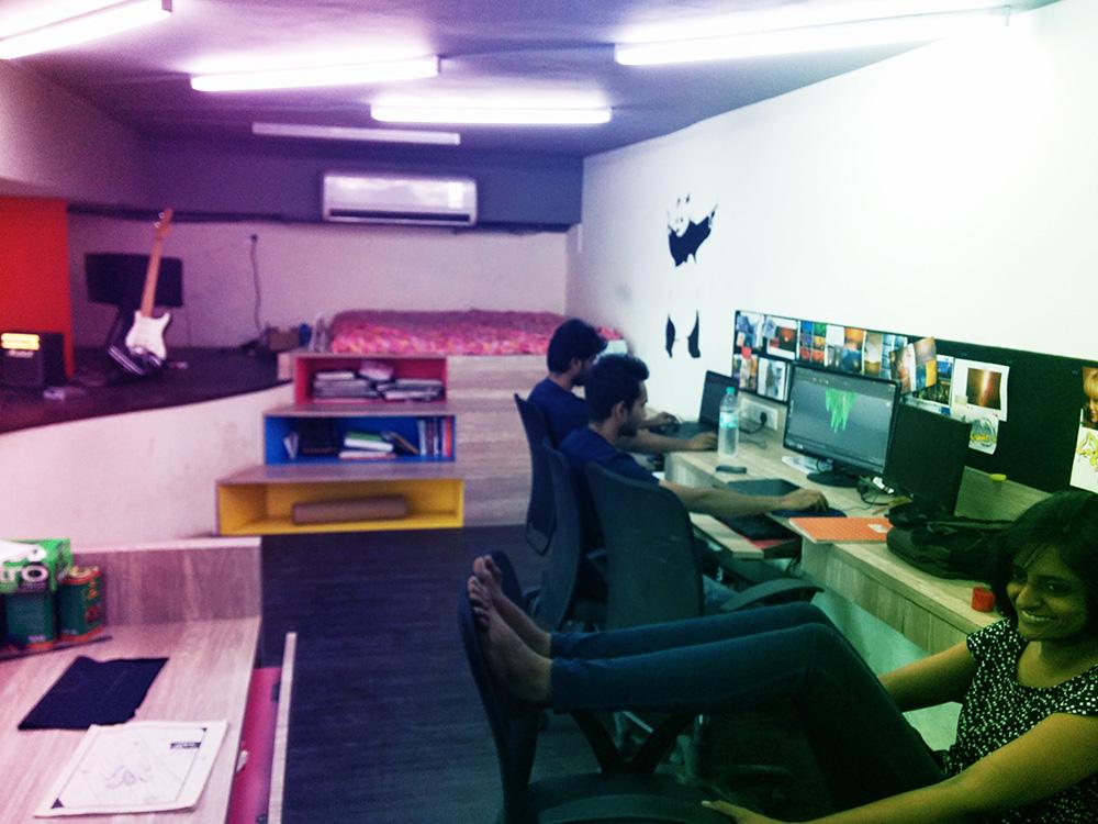 LycodonFX-The Creative factory_production studio pics (15)