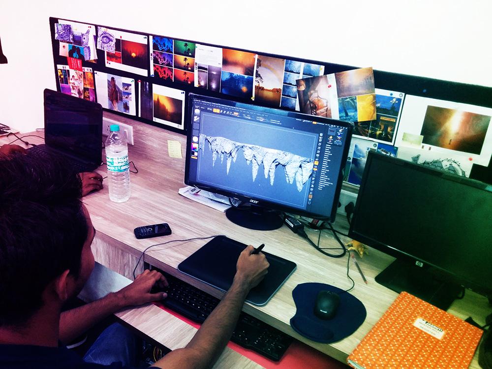 LycodonFX-The Creative factory_production studio pics (9)