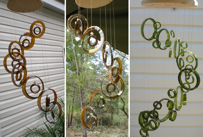 creative Ideas to recycle plastic glass and other waste into art lycodonfx (17)