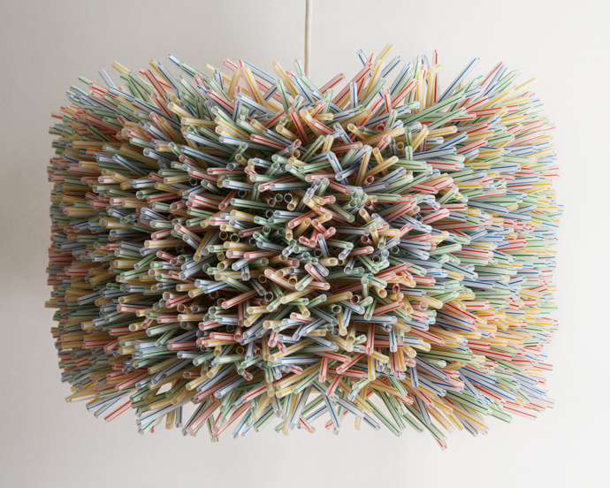 creative Ideas to recycle plastic glass and other waste into art lycodonfx (18)