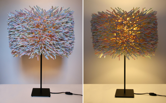 creative Ideas to recycle plastic glass and other waste into art lycodonfx (19)
