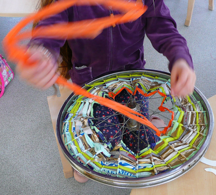 creative Ideas to recycle plastic glass and other waste into art lycodonfx-- (6)