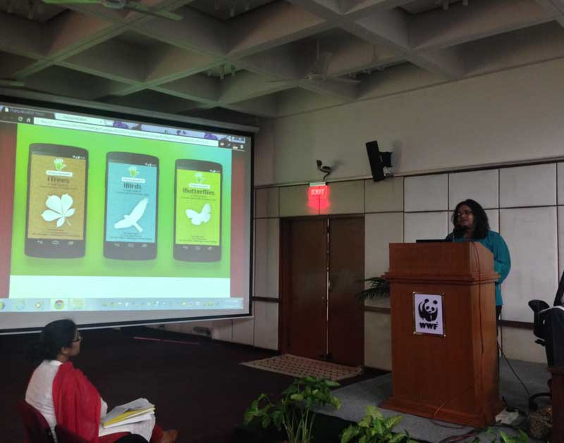 Delhi - nature & wildlife mobile app launch event at Delhi lycodonfx (3)