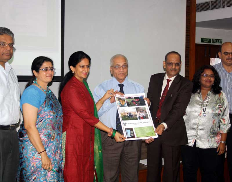 Hyderabad- nature & wildlife mobile app launch event at Hyderabad lycodonfx (3)