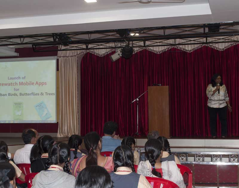 MUMBAI - nature & wildlife mobile app launch event at mumbai lycodonfx (4)