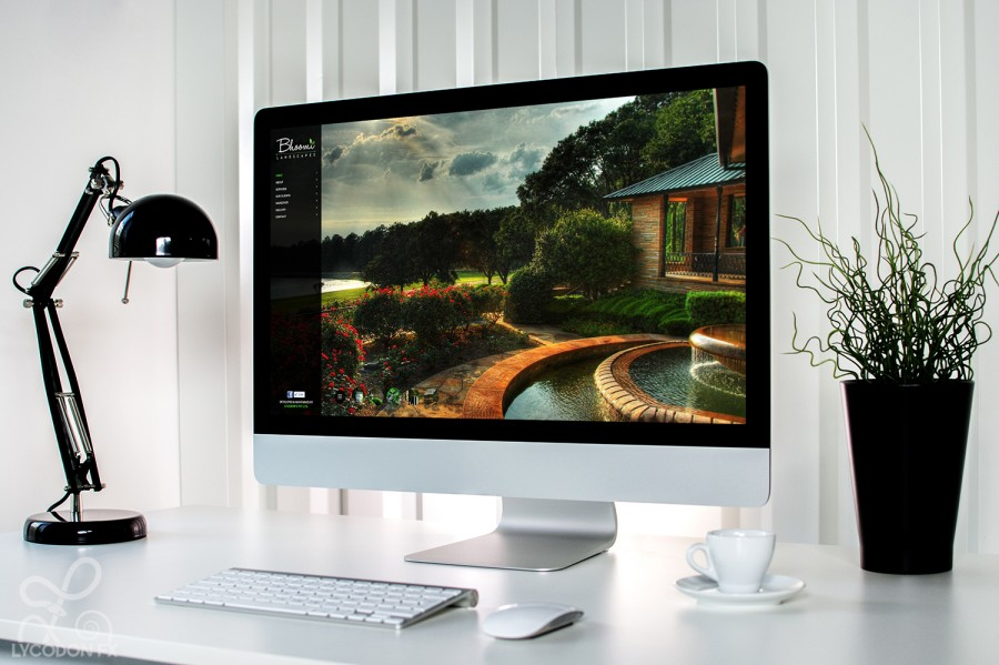 bhoomi landscape design website lycodonfx vashi creative agency