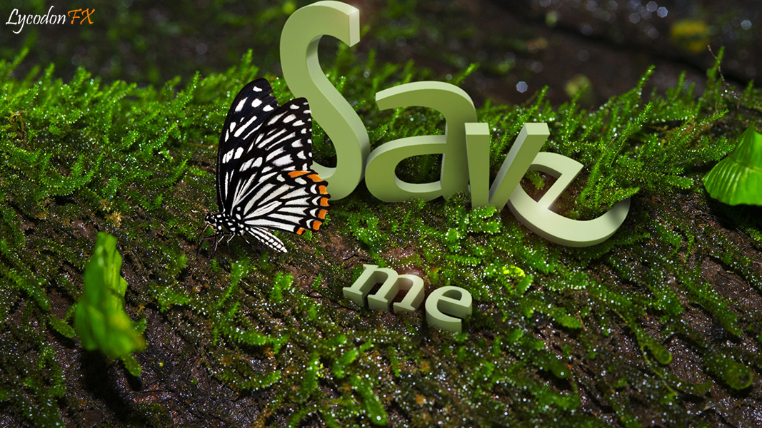 save me nature conservation image lycodonfx portfolio